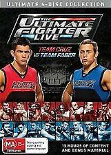 UFC The Ultimate Fighter Live Team Cruz VS Team Faber 5 Discs Region 4