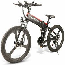 Samebike LO26 Smart Electric Bike Bicycle Cycling PAS Mode 350W 26in Wheel Black