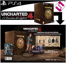 Uncharted 4 a Thief's End (libertalia Edition) PS4