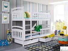 Etagenbett Liegefläche 80 180 : 80 cm kinderbetten mit matratze aus massivholz günstig kaufen ebay