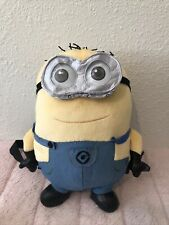 New listing Minion Made Dispicable Me Minion Plush Backpack