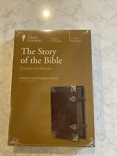 Great Courses DVD And Guidebook The Story of the Bible - Christianity
