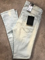 "G-STAR RAW LIGHT AGED ""DEXTER SUPER SLIM"" FIT JEANS - 32"" x 34"" - NEW & TAGS"