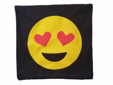 Art Deco Style Emojis & Smileys Decorative Cushions