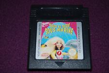 BARBIE : CHASSE AU TRESOR SOUS-MARINE - Mattel - Party Game Boy Color GBC FRA
