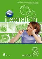 New Edition Inspiration Level 3 Workbook by Garton-Sprenger, Judy|Prowse, Philip