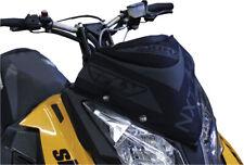 Skinz NXT LVL Snowmobile Windshield Pack Flat Black Ski-Doo XM, XS 13-15