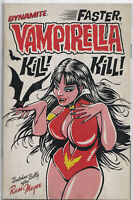 VAMPIRELLA #15 (BUTCHER BILLY VARIANT)(2020) COMIC BOOK ~ Dynamite