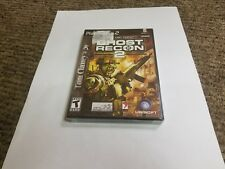 Tom Clancy's Ghost Recon 2 (Sony PlayStation 2, 2004) new sealed