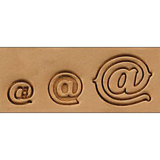 Craftool @ Stamp Set 8pc. Various sizes Tandy Leather 8154-00 FREE SHIPPING!