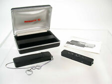 Minox 8x11 Germany Classic analógico premium C Black Miniature Camera cámara/17