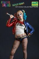 HARLEY QUINN SUICIDE SQUAD DC 1/6TH SCALE COLLECTIBLE CRAZY TOYS ACTION FIGURE