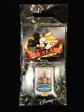 Disney 100 Years of Dreams #10 Snow White & Seven Dwarfs 1937 Movie Poster Pin