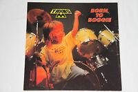 "Trans M - Born To Boogie - OIS - Ger 1987 - Vinyl 12"" LP Rare"