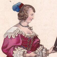 Louise Mottier de Lafayette Vésigneux Louis XIII Sœur Angélique Couvent Chaillot