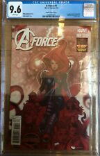 A Force #1 CGC 9.6 1260755020