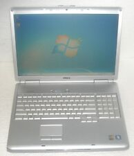 "DELL INSPIRON 1721 17"" Notebook AMD(R) DUAL CORE 1.60 GHz 2GB RAM 160GB Win 7"