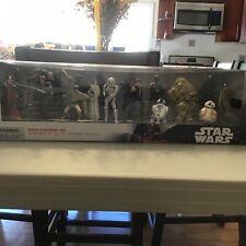 Individual Genuine Disney Hasbro Star Wars Small Figurine of Choice **NEW**