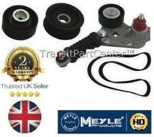 CONTI ALTERNATOR FAN BELT TENSIONER PULLEY KIT JAGUAR X TYPE FORD MONDEO +AIRCON