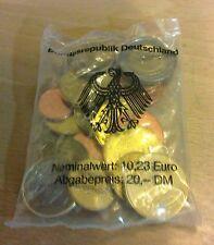 ungeöffnetes Sammler Euro-Starterkit Deutschland F (Stuttgt.) 2002 10,23 (20 DM)