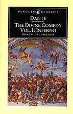 The Divine Comedy: Inferno v. 1 (Classics), Dante, Very Good Book