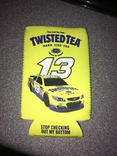 Twisted Tea NASCAR #13 Ty Dillion 16 or 24/25oz Can Beer Drink Koozies cooler