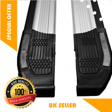 FORD TOURNEO CUSTOM RUNNING BOARD SIDE STEPS BAR 2013 ONWARD SWB