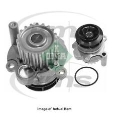 New Genuine INA Water Pump 538 0089 10 Top German Quality