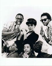 "Pauline Black & Sunday Best (Selector) UK 1984 Original  Promo Photo 10"" x  8"""