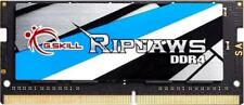 G.Skill RipJaws SO-DIMM 4 GB, DDR4-2400, CL16 DDR4 RAM Speicher