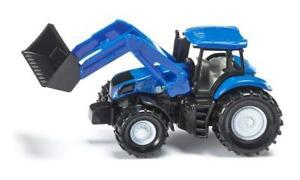 SIKU 1355 New Holland Farm Tractor & Front Loader - BNIP