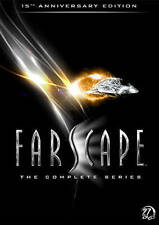 Farscape: The Complete Series (DVD, 2013, 27-Disc Set)-18110-396-014