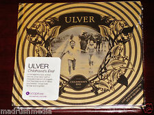 Ulver: Childhood's End CD 2012 Jester / KScope Poland KSCOPE210 Digibook NEW