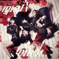 MISS A - [TOUCH] The 4th PROJECT Mini Album CD + Photo Book K-POP Sealed