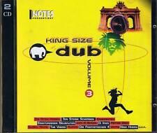 Various King Size Dub Vol. 3 Doppel CD  Rar