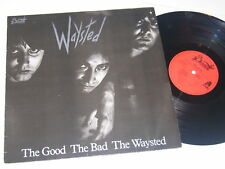 WAYSTED - The Good The Bad The Waysted /1985 Bernett LP
