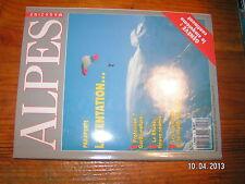 !, Alpes Magazine n°3 Geneve Barrage Parapente Lievre Le Rhone Garde Nature