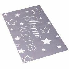 Wenko Küchenteppich Läufer Rutschhemmend 46X75cm Motiv Sterne Matte Küchenmatte