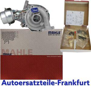 MAHLE Turbolader + DICHTUNGEN FIAT DOBLO IDEA GRANDE PUNTO OPEL CORSA D LANCIA