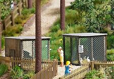 Busch 1582 NEW WILDLIFE PARK   SMALL ANIMAL CAGE
