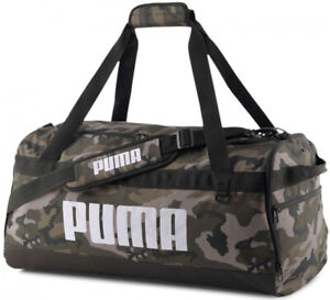 Puma Challenger Medium Holdall - Green