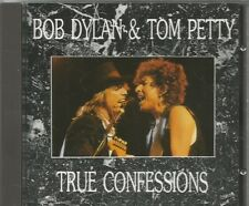 Bob Dylan And Tom Petty - True Confessions - live USA 86 import cd album
