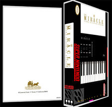 Miracle Piano Teaching System - SNES Reproduction Art Case/Box No Game.