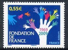 STAMP / TIMBRE  FRANCE  N° 4335 ** 40° ANNIVERSAIRE DE LA FONDATION DE FRANCE