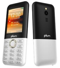 Plum TAG 3G GSM Unlocked ATT Tmobile MetroPCS Striaght Talk Cricket  A103WHT