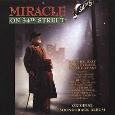 Miracle on 34th Street (1994) Soundtrack by Bruce Broughton (CD-2003) NEW SEALED