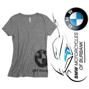 Vitage Distressed T-Shirt - Women's BMW Motorrad