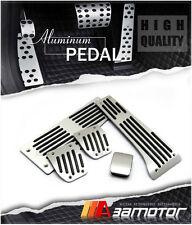 Mercedes Benz W204 C-Class Manual MT Pedal Set Gas Brake Clutch Footrest pef8