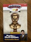 Parks+%26+Recreation+Ron+Swanson+Bacon+Eggs+Bust+Statue+NEW
