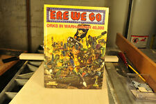 """""""Ere We Go"""" Orks 40K Rogue Trader Book, Great Condition"""